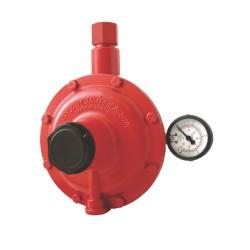 Regulador Industrial Alta Pressão 76510/02 50Kgs/h c/Manômetro VMM