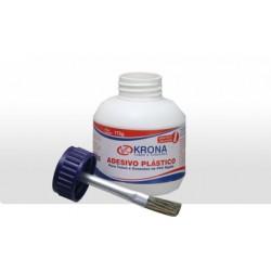 Adesivo PVC em Potes 175 gramas com pincel aplicador AMANCO