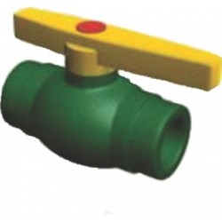 Válvula de Esféra para Tubos PPR 75mm