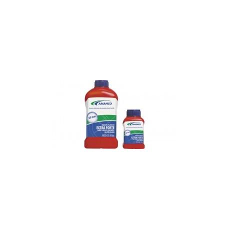 Adesivo PVC em Potes Extra Forte Vermelho 175 gramas com pincel aplicador