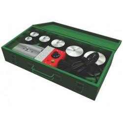 Termofusor 1000W 220V para tubos PPR 75 até 110