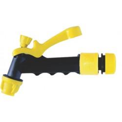 Pistola com Engate Rápido Amarela