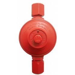 Regulador Industrial Alta Pressão 76501/02 9Kgs/h VM