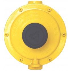 Regulador Industrial 76511 Amarelo 12Kgs Baixa Pressão Estágio Único