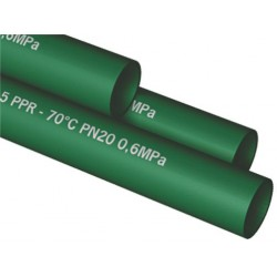 Tubo para Água Quente - PPR 20mm