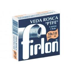 Fita Veda Rosca Firlon 18mm x 10mts